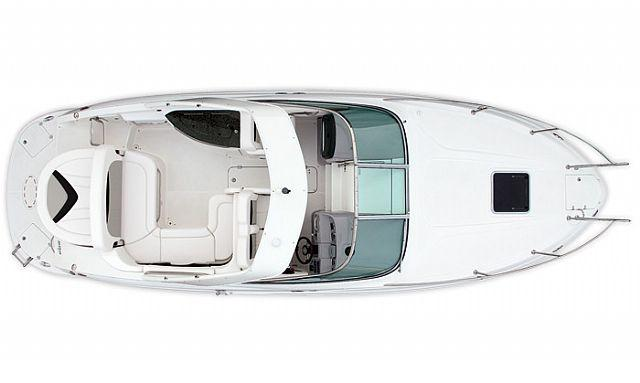 Layout Chaparral 285 SSX Sport Boat
