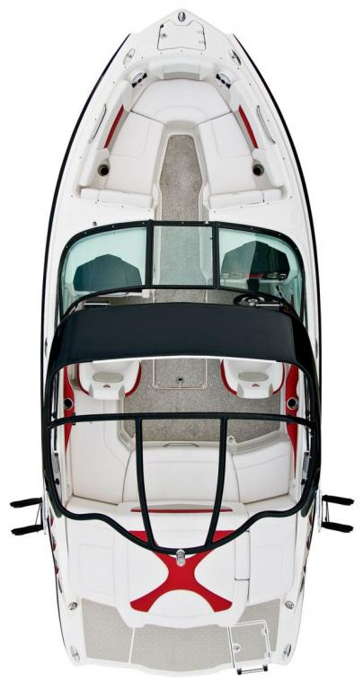 Layout Chaparral 204 Xtreme Tow
