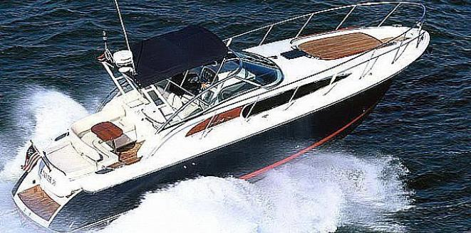 Chris Craft Roamer 36 New boat