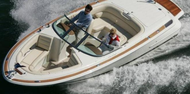 Chris Craft Launch 22 New boat