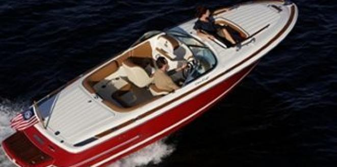 Chris Craft Lancer 22 Rumble New boat