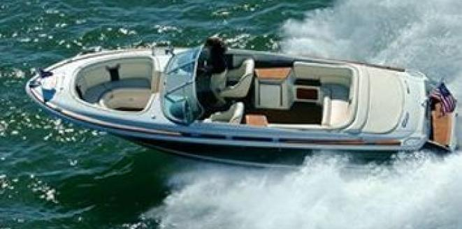 Chris Craft Launch 25 New boat