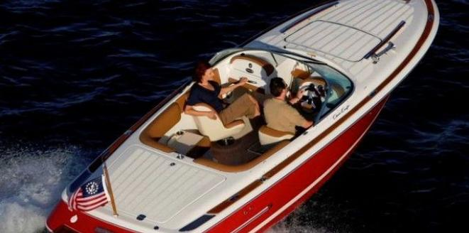 Chris Craft Lancer 22 New boat