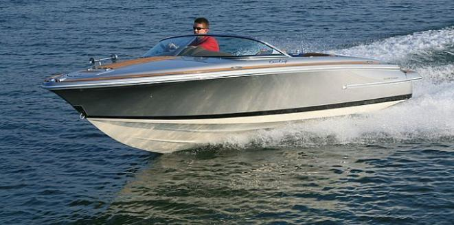 Chris Craft Silver Bullet Limited Edition New boat
