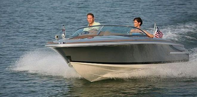 Chris Craft Silver Bullet Limited