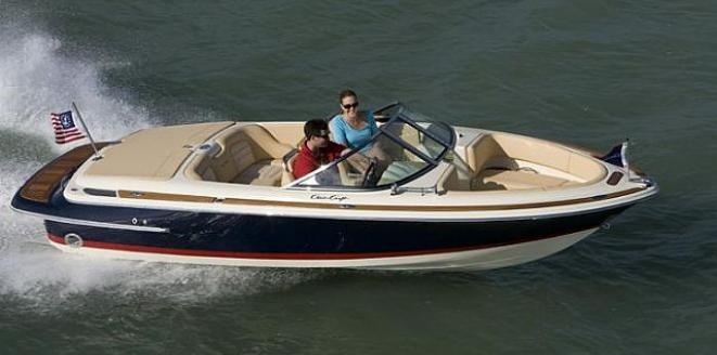 Chris Craft Launch 20 New boat