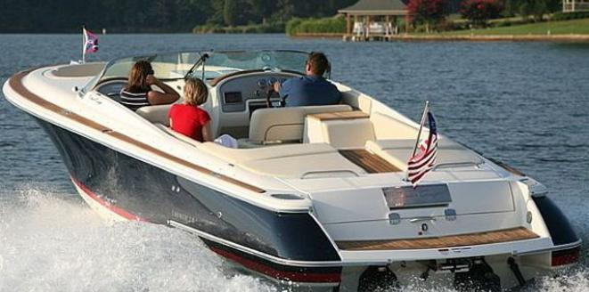 Chris Craft Launch 28 New boat