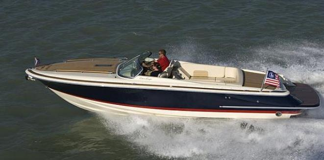 Chris Craft Corsair 28 New boat