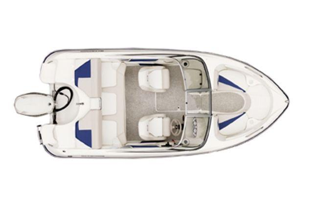 Layout Glastron Bowrider GT 180