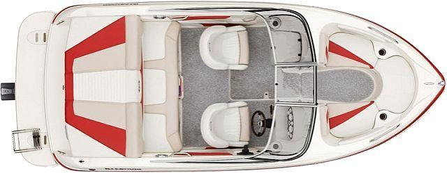 Layout Glastron Bowrider GT 185