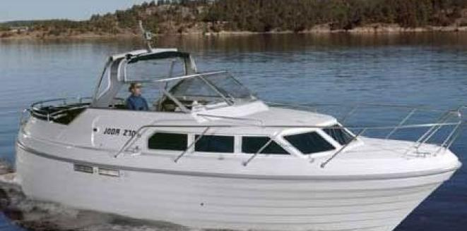 Joda 850 TC New boat