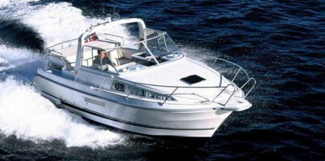 Marex 280 Holiday Neuboot
