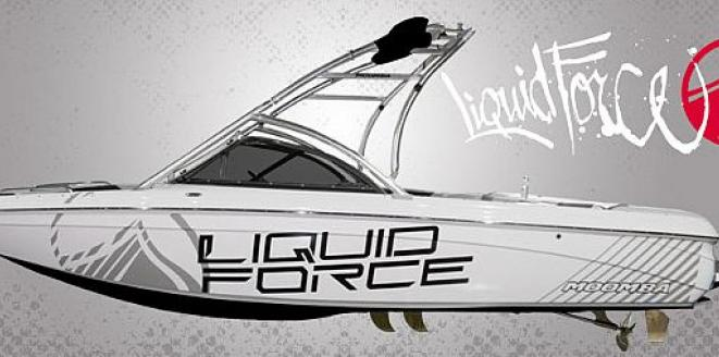 Moomba Liquid Force LSV Neuboot