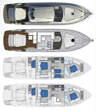 Layout Pershing 62