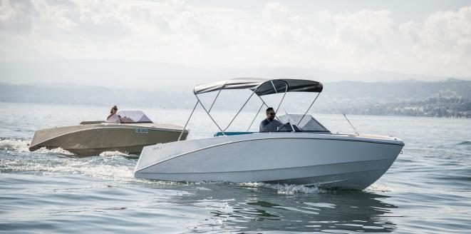 Ganz Boats Elovation 6.8 Neuboot
