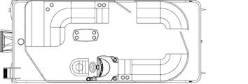 Layout Harris Cruiser CX 200