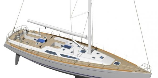 Baltic 56 SEMI-CUSTOM Neuboot