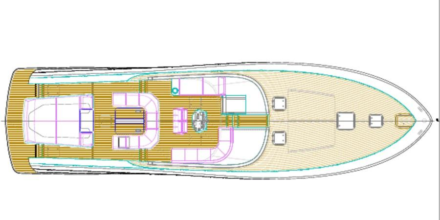 Layout Maxi Dolphin MD 65 Power