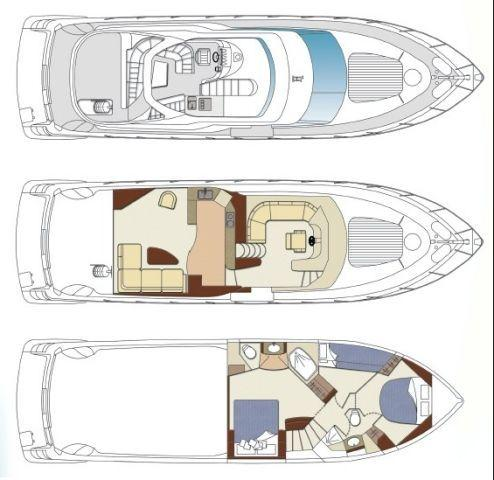 Layout Carver Voyager 530