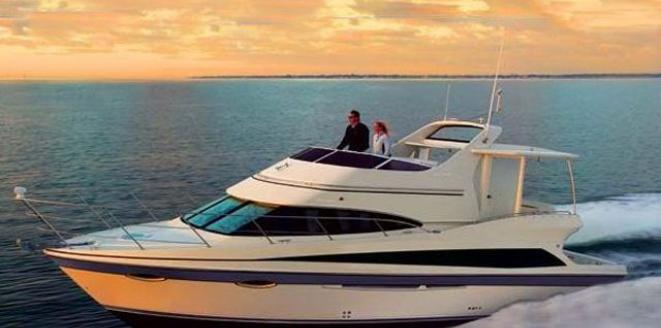 Carver Motor Yacht 420 New boat