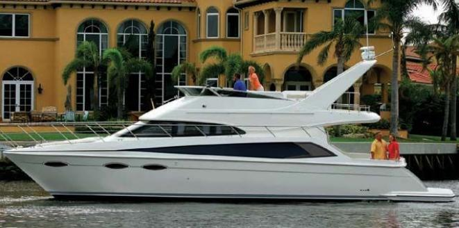 Carver Super Sport 43 New boat