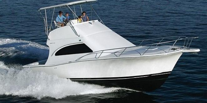 Luhrs 36 Convertible New boat
