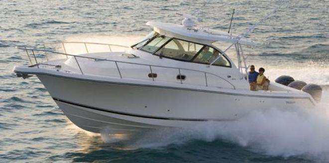 Pursuit Offshore OS 375 New boat