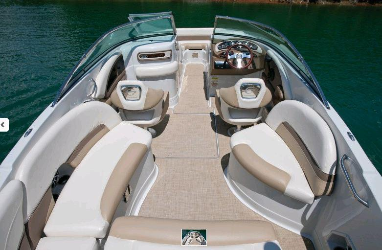 Exterior Crownline Bowrider 255 SS New Boat