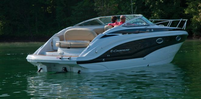 Crownline Cruiser 264 CR Nieuwe boot