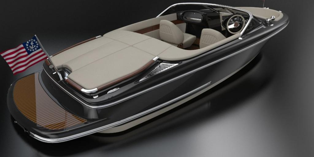 Exterior Chris Craft Carina 21 New Boat
