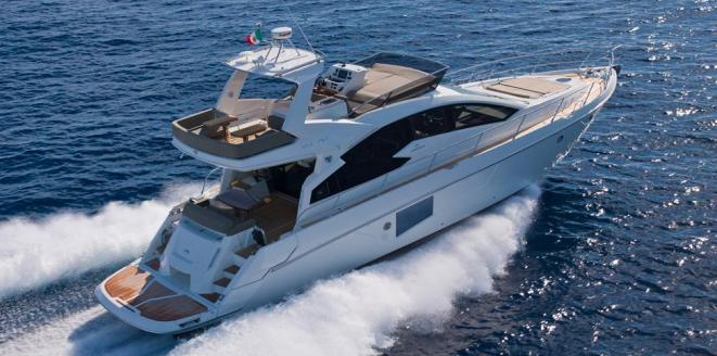 Cranchi Fifty8 Fly New boat