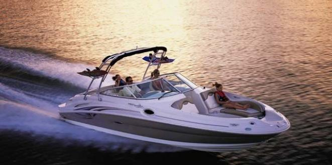 Sea Ray 270 Sundeck Neuboot