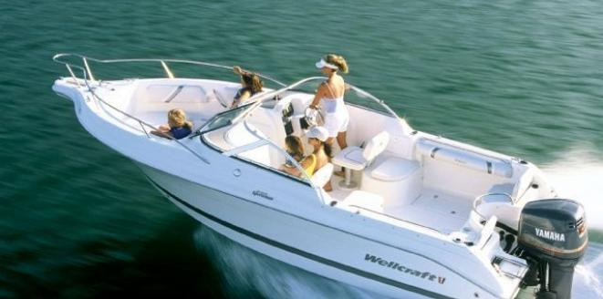 Wellcraft Sportsman 220 Neuboot