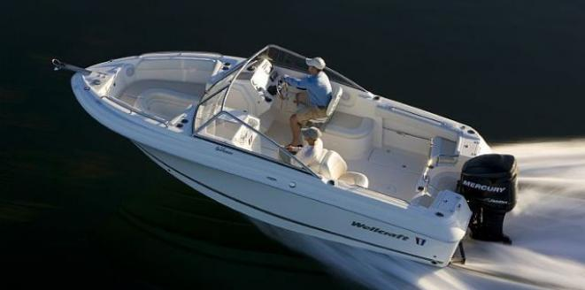 Wellcraft Sportsman 210 Neuboot