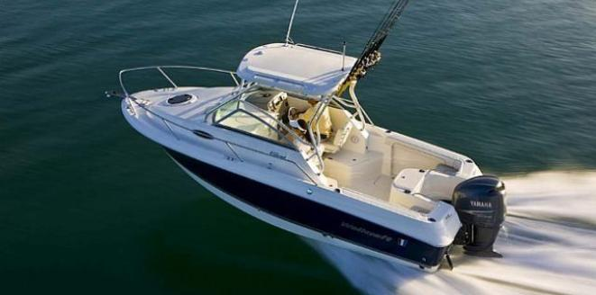Wellcraft Coastal 210 Neuboot