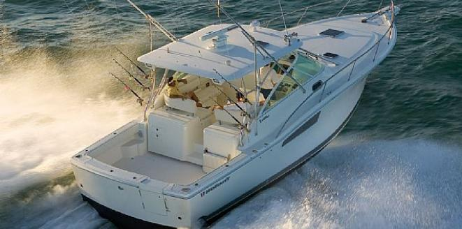 Wellcraft Coastal 360 Neuboot