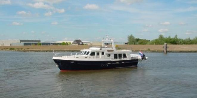 Altena Blue Water Trawler 50
