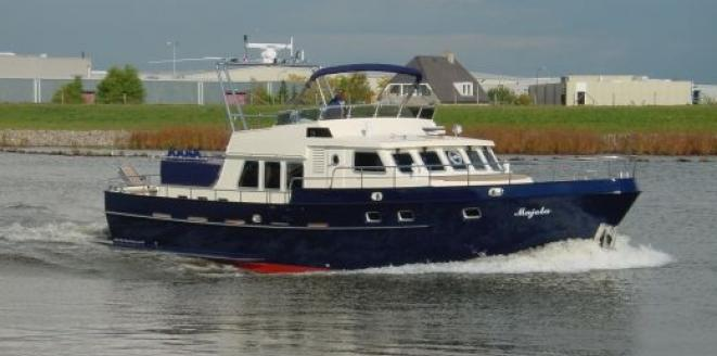 Altena Blue Water Trawler 51 Neuboot