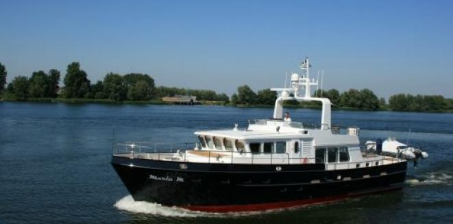 Altena Blue Water Trawler 58 Neuboot