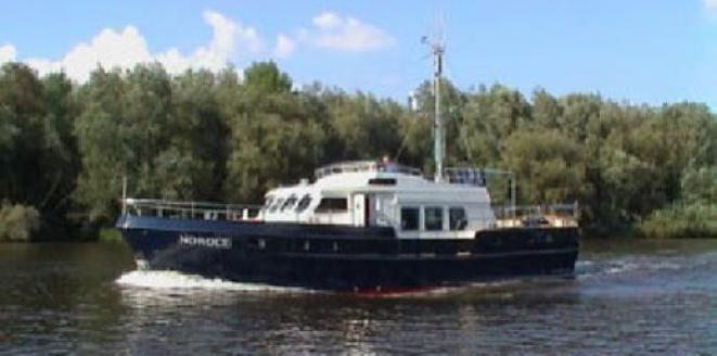 Altena Blue Water Trawler AD Neuboot
