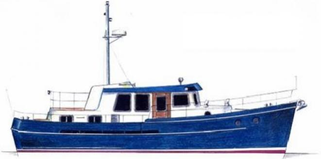 Altena Coasthopper 36 Neuboot