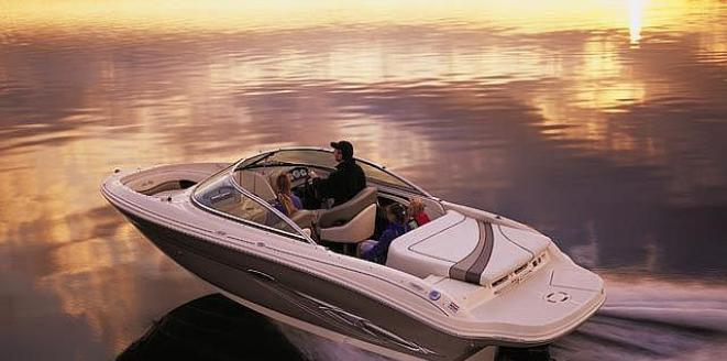 Sea Ray 200 Select Neuboot