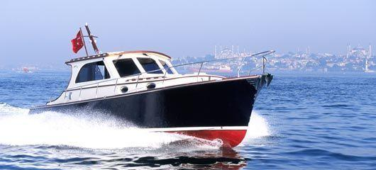 Exterior Egemar Lobster / Liberty 35 New Boat