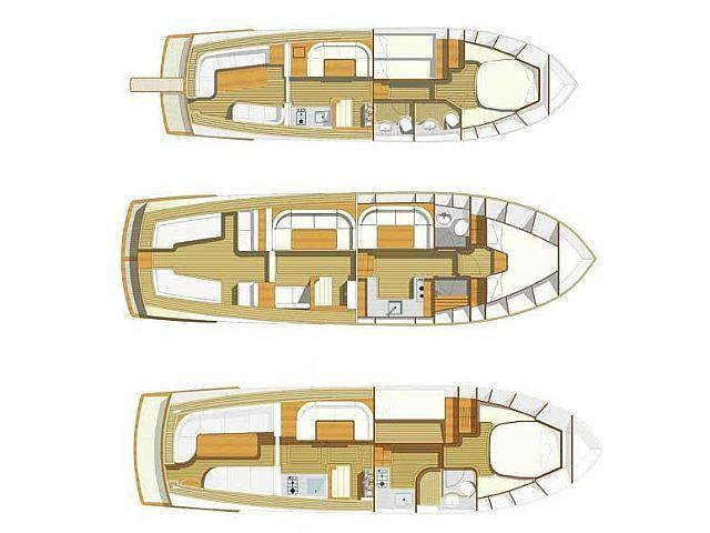 Layout Egemar Lobster / Liberty 40
