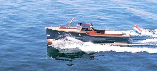 Exterior Egemar Retro / Liberty 29 New Boat