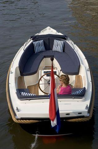 Exterior Interboat 19 New Boat