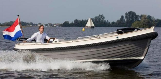 Interboat 650 Neuboot