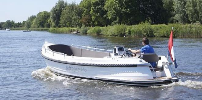 Interboat Intender 660 Neuboot