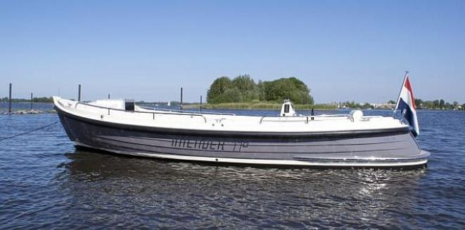 Interboat Intender 770 Neuboot