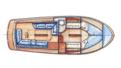 Layout Interboat Intercruiser 29